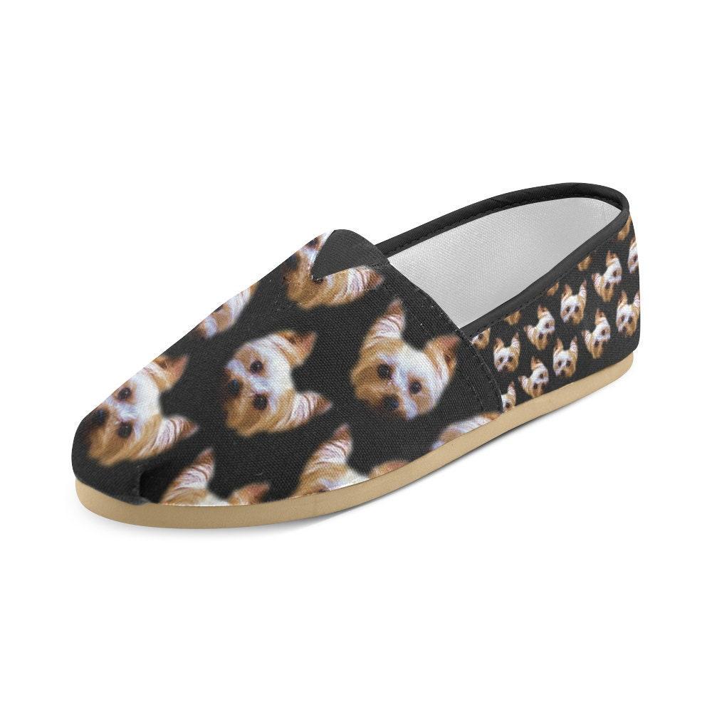 Women's Casual Shoes Shoes Shoes (Yorkie Design) 62038d