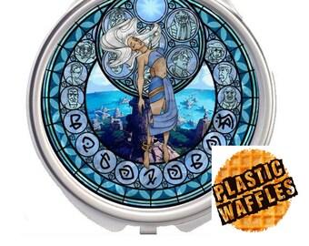 Princess Kida Handheld Compact Mirror
