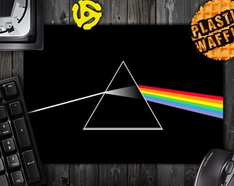 Darkside of the Moon #3 Rectangle MousePad