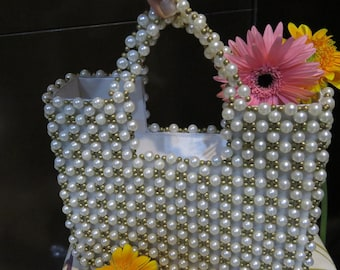 Pearly Pearl Bag