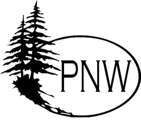 PNW decal