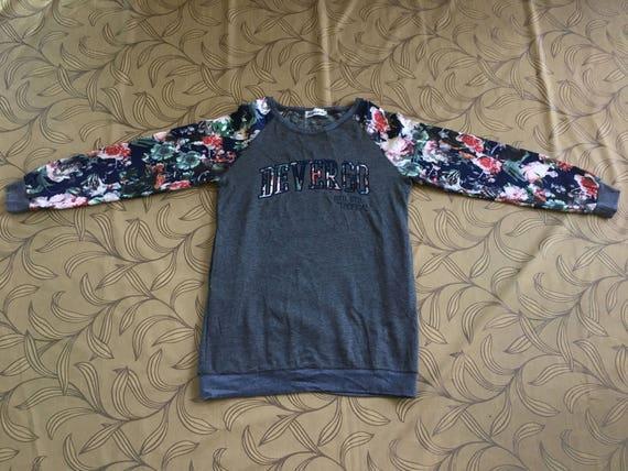 Rare Vintage Hansichun Devergo Womens Sweatshirt Crewneck  abea986bde