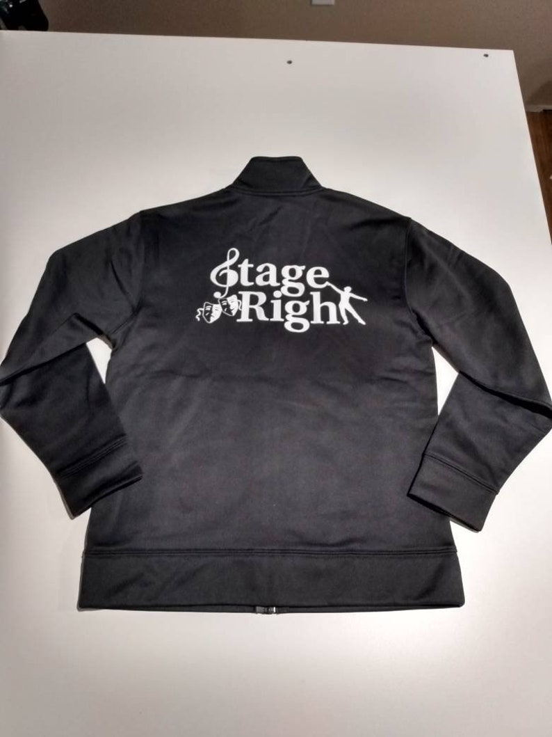 youth Stage Right Performing Arts Studio Dancer Jacket