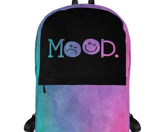 Mood. Backpack Laptop case