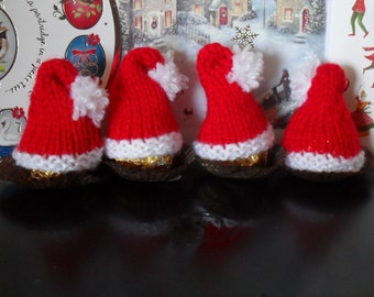cf9428d80942a Hand Knitted Ferrero Rocher Lindt Cosies