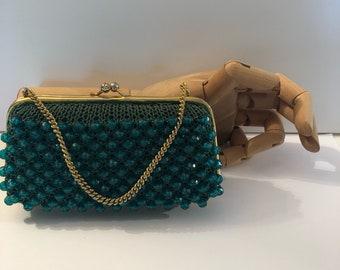 1838460678 Adorable petit sac vintage années 50