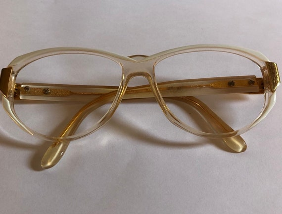 Maggy Rouff vintage glasses