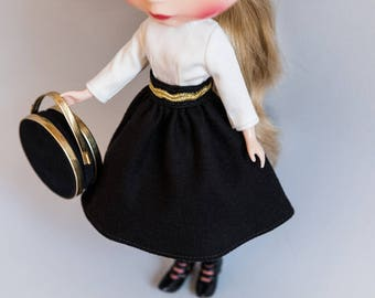 Blythe Doll Outfit - A-line Skirt