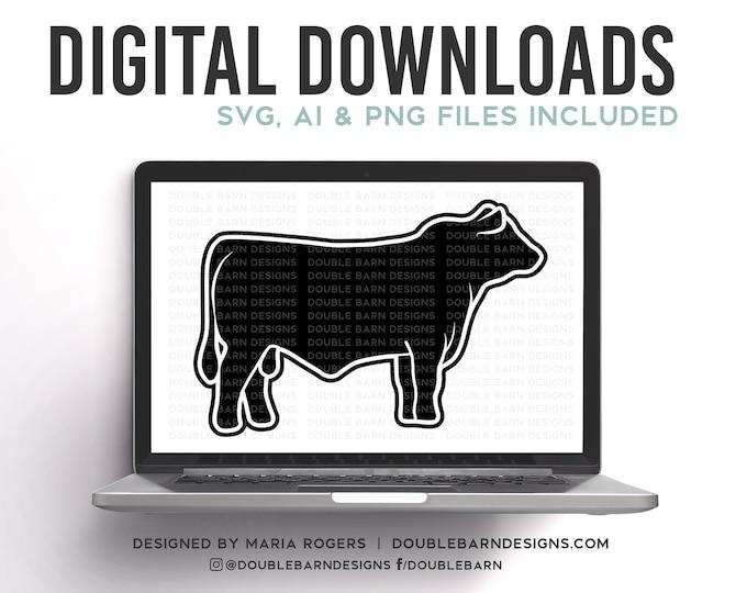 Angus Bull Digital Download