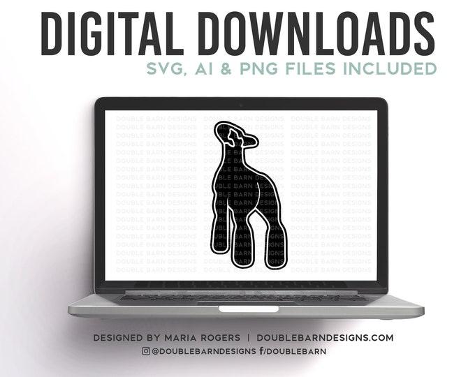 Bracing Show Lamb Digital Download