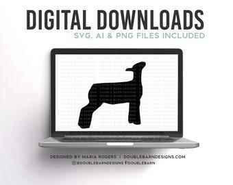 Show Lamb Digital Download