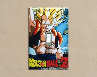 b52874b3a98798 Dragonball Z  1 - Light Switch Plate Covers Home Decor Outlet