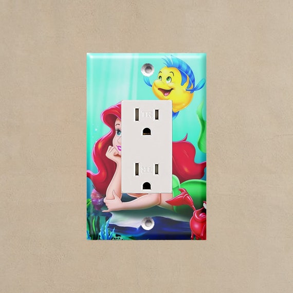 Mulan Light Switch Covers Disney Home Decor Outlet