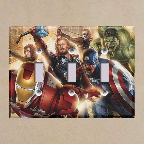 The Hulk 1 Light Switch Covers Home Decor Outlet