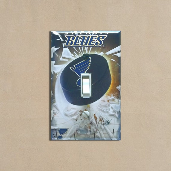 Nhl St Louis Blues Light Switch Plate Covers Home Decor Outlet