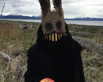 Scary Animal Halloween Masks.Creepy Animal Mask Etsy