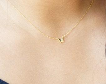 8dbd38428c0b1 Butterfly necklace | Etsy