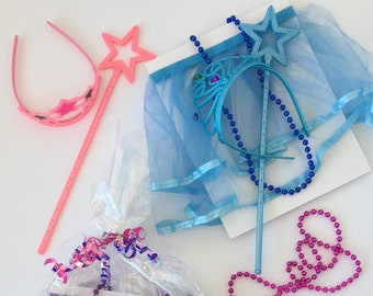Princess Party Loot Bag - Dress up kit!