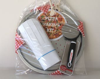 Pizza Party Loot Bag - Pizza Making Kit!