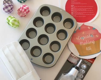 Birthday Party Loot Bag - Cupcake Making Kit!