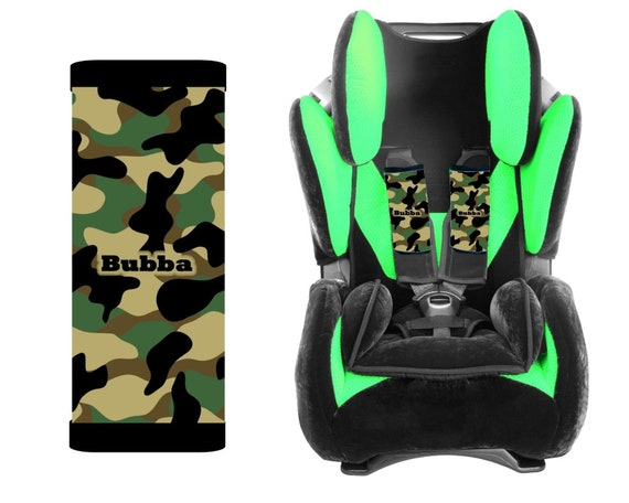 Astonishing Personalized Baby Toddler Car Seat Strap Covers Camo Camouflage Dailytribune Chair Design For Home Dailytribuneorg