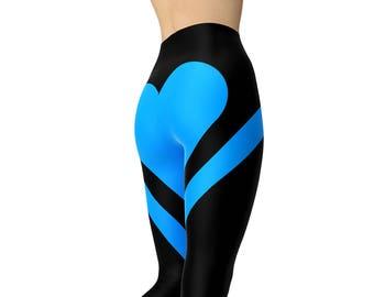 Yoga Leggings,Yoga Clothes, Yoga Wear, Printed Leggings, Womens Leggings, Womens Activewear, Festival Leggings, Womens Yoga Pants,
