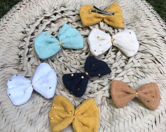 2.5 inch Hair Bows, hairbows, baby girl, baby hair bows, hair accessories, baby gift, hairbow CLIP toddler Big Girl - hair bow girl