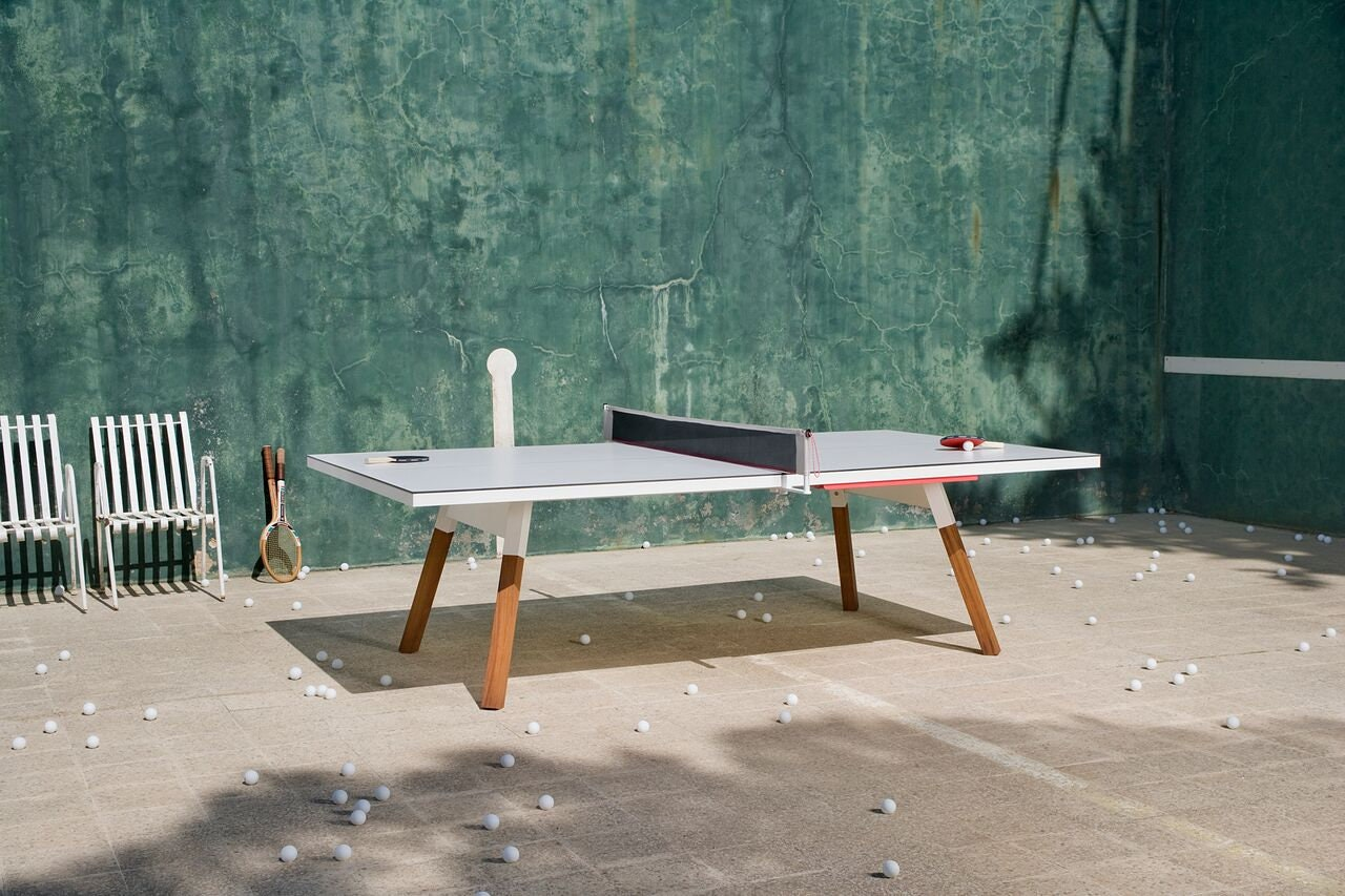 Fantastic Modern Table Tennis Table Ping Pong Table Outdoor Table Download Free Architecture Designs Aeocymadebymaigaardcom