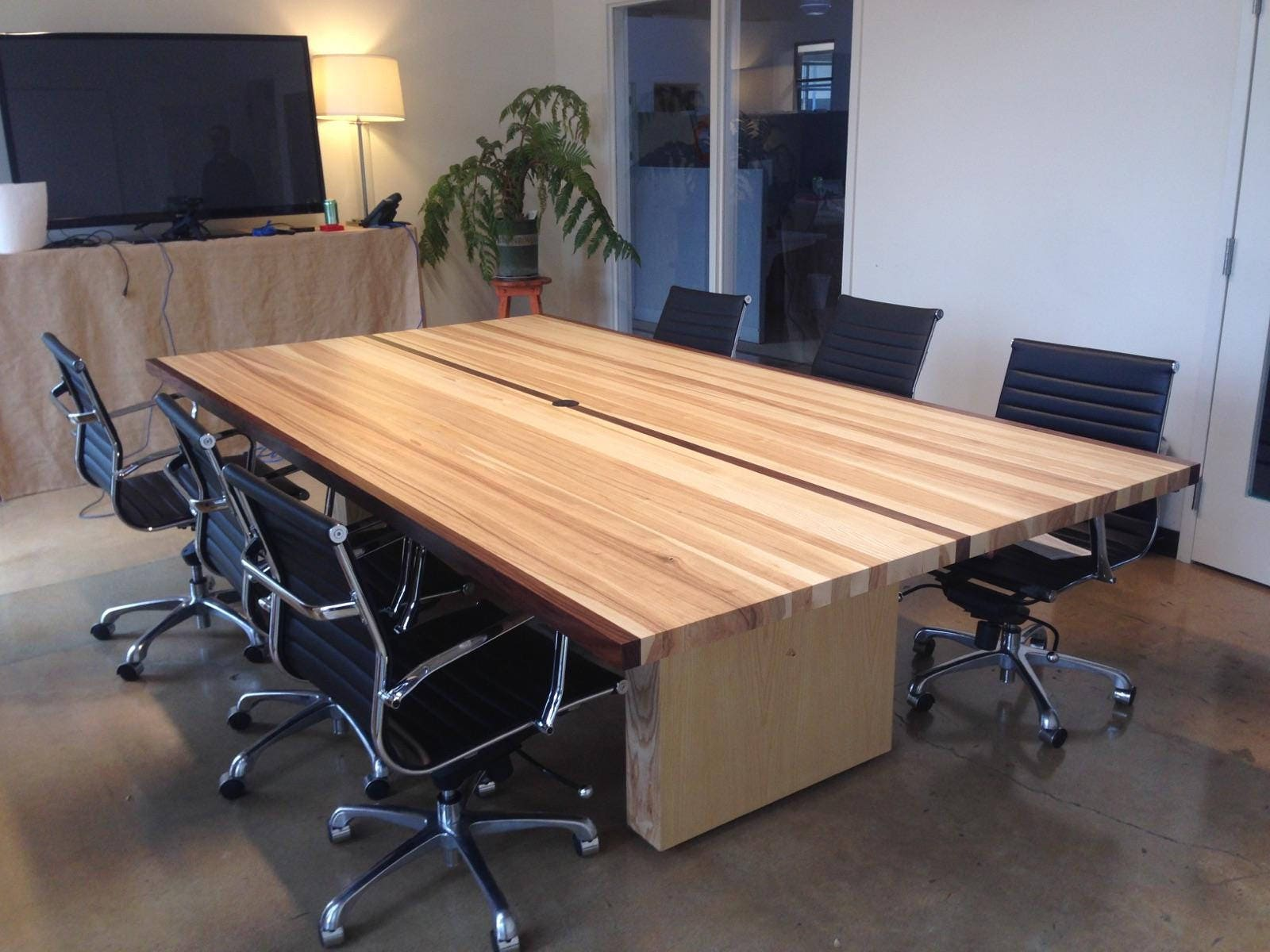 Custom Wood Ping Pong Table Table Tennis Table Conference