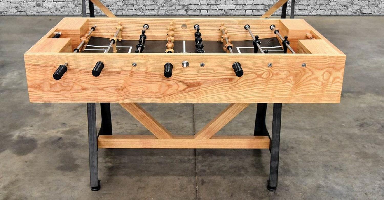 Astoria Rustic Foosball Table