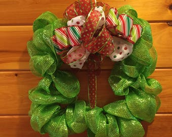 Christmas Box Wreath