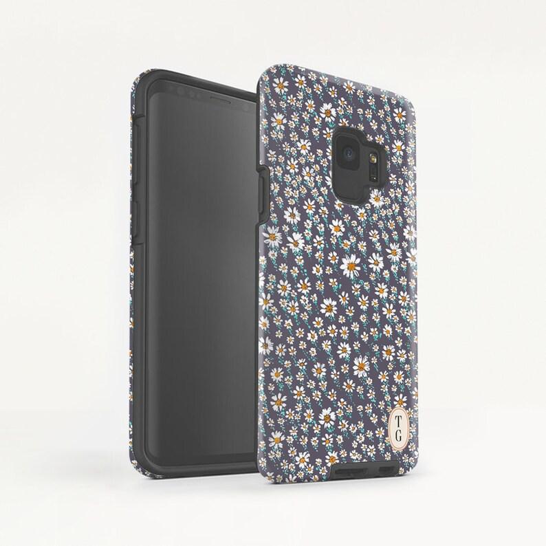 cheaper 05ccc 4fec1 Daisies Samsung Galaxy S9 case Samsung Galaxy S8 Plus case Samsung Galaxy  Note 8 case Galaxy S7 case Flowers Phone case for Samsung. (PT18)