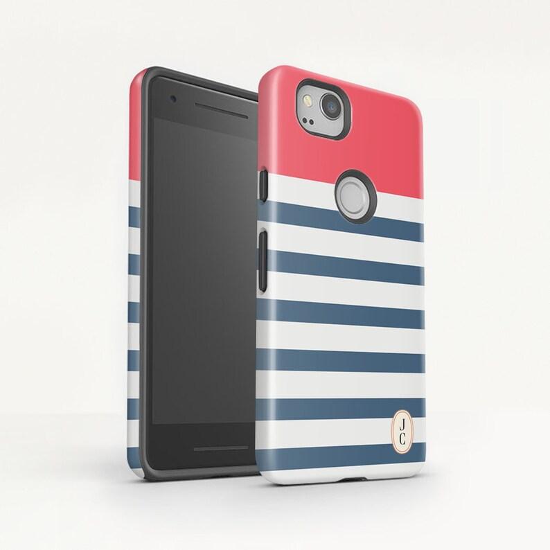 online store 63522 d7422 Striped Google Pixel 2 case Google Pixel 2 xl case LG G7 case LG V30 case  Personalised Phone case for Google, LG, Huawei. (MB19)