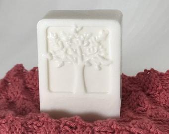 island coconut goats milk soap
