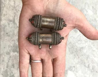 The Jam Market Finds - CAPSULE PENDANTS - Nepali Vintage
