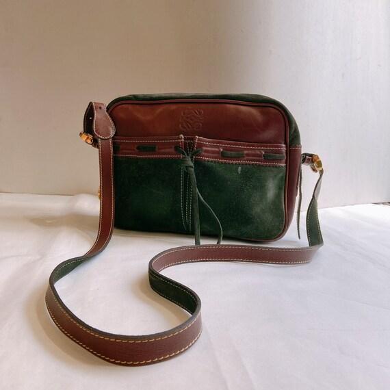 Vintage LOEWE Madrid 1846 shoulder bag