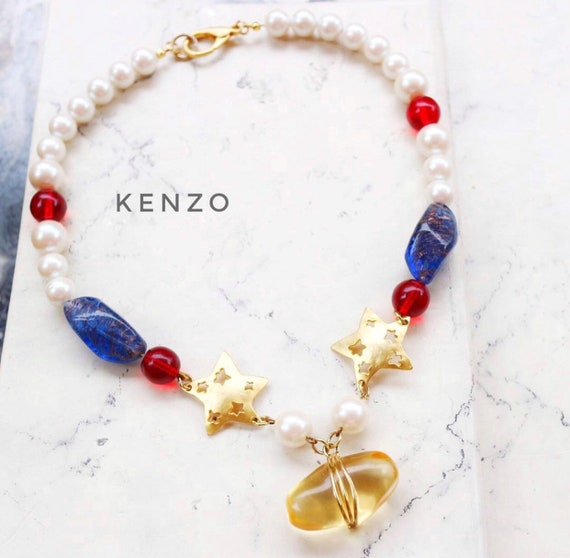 KENZO Vintage Necklace