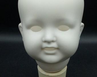 Porcelain, Shrubware, Sharpbrand, DKR-35 - Kämmer & Reinhardt 126 - Head, scratbed, burnt, for painting, glazing