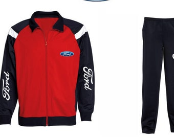 FORD Stylish Two – Toned Tracksuit Ford