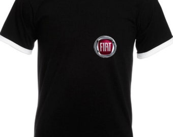 Fiat T-ShirtCotton Two – Toned Sport
