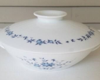 Vintage Noritake Serving Bowl Pattern 6899 Country Side 1967-1979