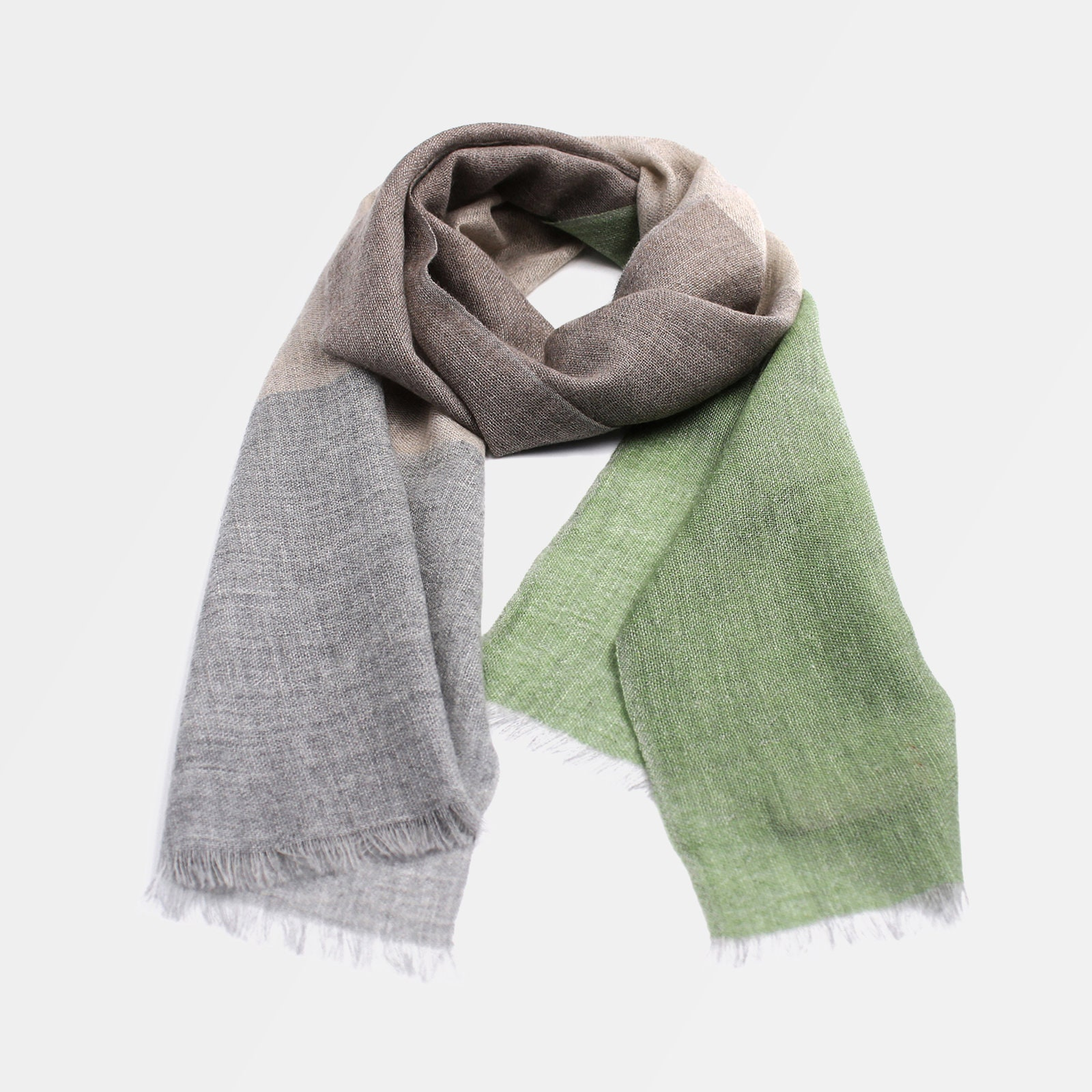 Eco écharpe foulard ultra doux 100 % cachemire écharpe voyage écharpe  écharpe voyage en cachemire - 8d57f228fb6