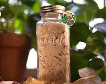 Obatala's Baño Blanco Herbal Bath Salts [Peace - Healing - Health- Court Case - Clarity - Despojo - Trae Limpia]- Santeria/Ifa/Yoruba