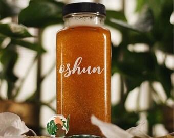 Oshun's Herbal Sweet Bath - Small Batched - [Baño Dulce - SelfLove -Pheromone Bath - Attraction -  Love - Trae amor] -Santeria/Ifa/Yoruba