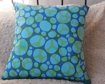 Hand Printed Cushion  37 x 37 cm