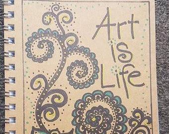 Art is Life Sketchbook