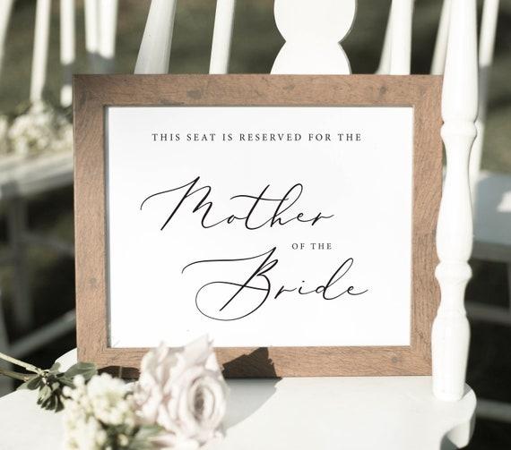 PTC07 Minimal Wedding Editable Wedding Seating Chart Template DIY Seating Chart Modern Wedding
