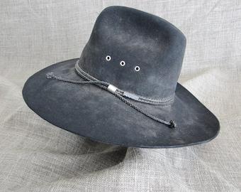 58f789b3a6281 Cowboy Hat Stetson Vintage