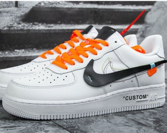 wholesale dealer 49f52 9eac2 Reconstructed Nike Air Force 1 x Off-White