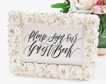 Printable Guest Book Sign